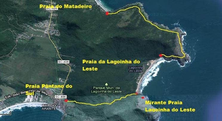 mapa-florianc3b3polis-triha-lagoinha-do-leste