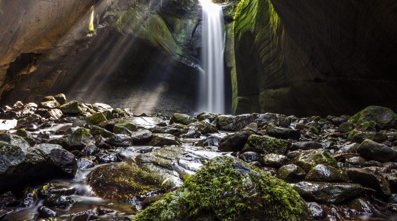 Cascata das Andorinhas um lugar mágico!