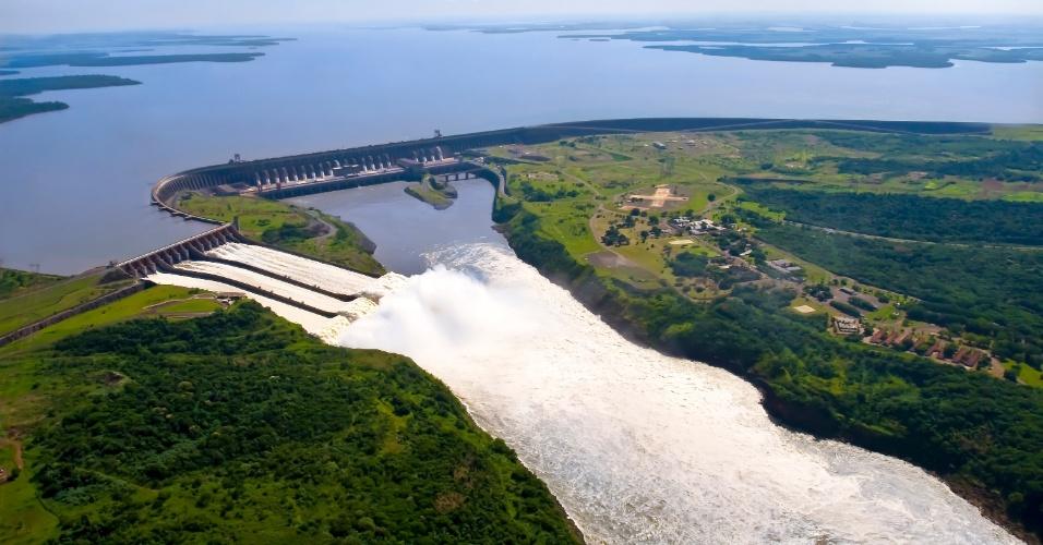 Tríplice Fronteira - Brasil, Argentina e Paraguai