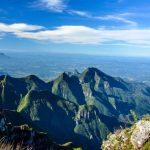 Redução de peso em travessias de trekking