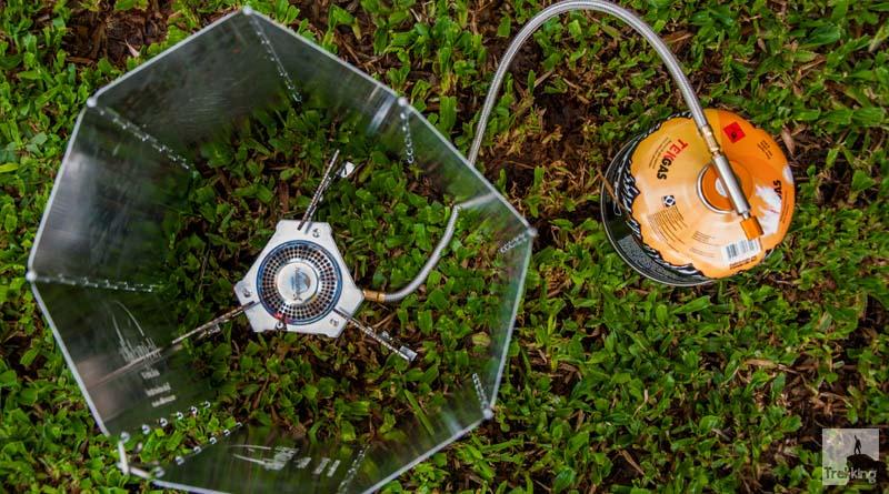 protetor de vento Wind Shield Naturehike