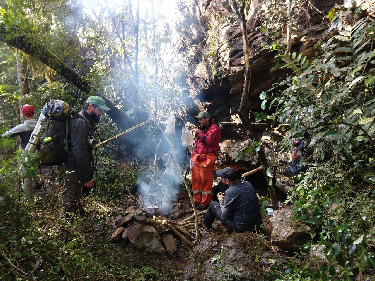 Sobrevivência em áreas remotas