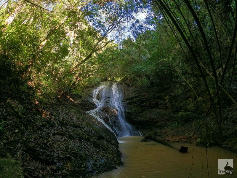 Cachoeira em Maratá